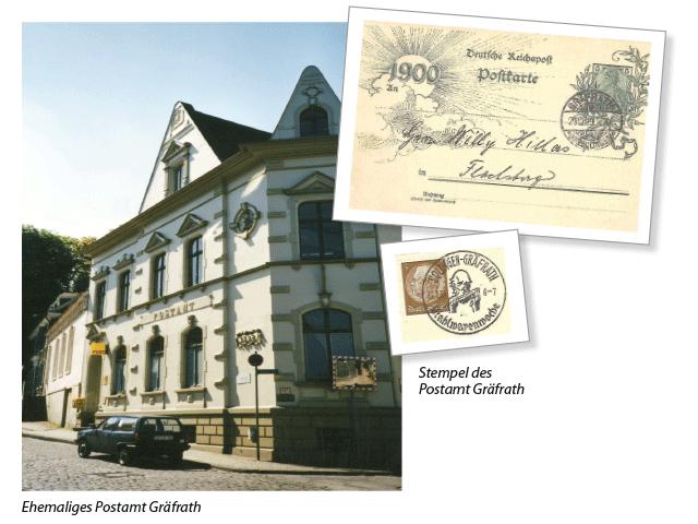 Die neue Dauerausstellung zur Gräfrather Post