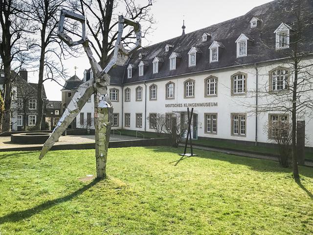 Das Deutsche Klingenmuseum in Solingen Gräfrath