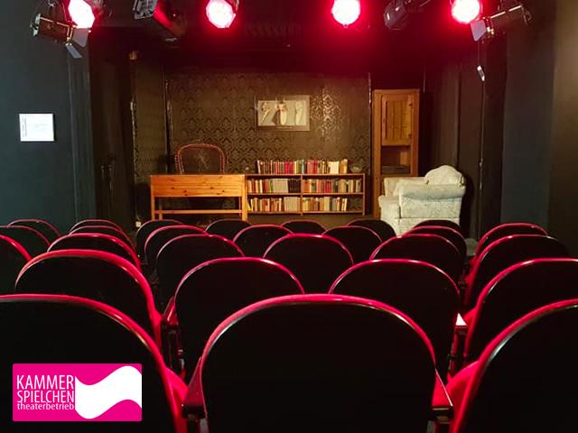 Das Theater Kammerspielchen in Solingen-Gräfrath